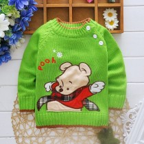 Infant Girls Boys Fashion Knitted Outerwear
