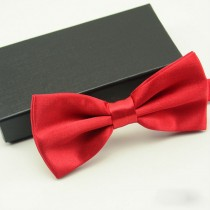 Latest Formal & Casual Solid Color Bow Ties