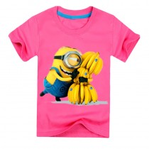Latest New Boy Cartoon Print Cotton Tshirts