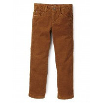 Latest Straight Cotton Casual Boy Trousers
