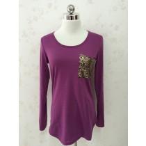 Latest Women Casual Long Sleeve T Shirt