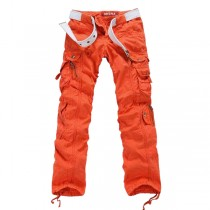 Latest Women Hip Hop Fashion Cargo Trousers