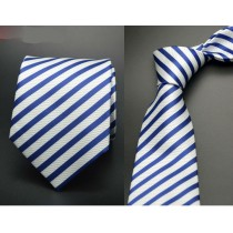 Luxury Formal Classic Men's Stripe Neck Ties7