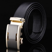 Luxury Leather Good Quality Mens Belts