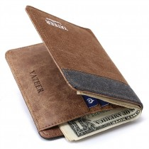 Fashion Men's Canvas Wallets