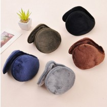 Men & Women Fleece Warmer Earmuffs