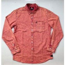 Mens 100% Cotton Long Sleeve Casual Shirts