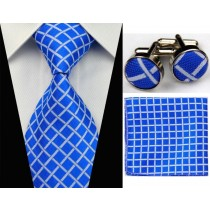 Men's Accessories Classic Lattice Wedding Party Ties