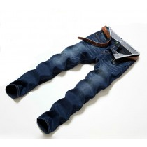 Mens Denim Straight Jeans