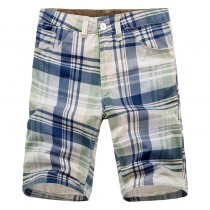Mens Durable Regular Fit Cotton Shorts