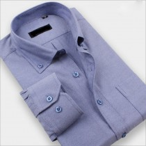Mens Elegant Comfort Cotton Formal Shirts