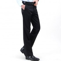 Mens Fashion Cotton Formal Trousers