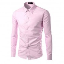 Mens Full Sleeve Multicolored Casual Shirts