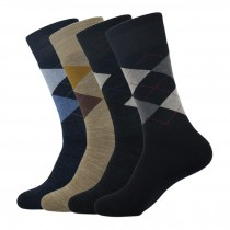 Mens High Quality Wool Casual Socks