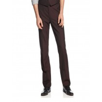 Mens New Fashion Slim Fit Flat Formal Trousers