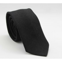 Mens New Fashion Slim Wool Ties