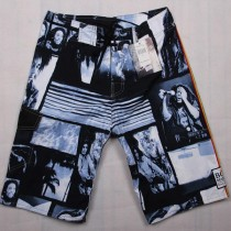 Mens Quick-Drying Casual Beach Shorts