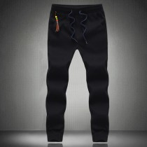 Mens Regular Fit Cotton Cargo Trousers