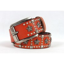 Modern Rivet Decorative Leather Belts