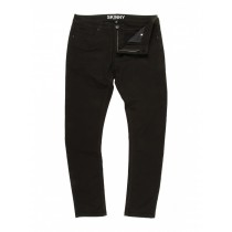 Modern Stretch Skinny Black Jeans