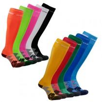 Multicolored Men Football Socks