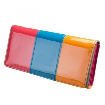 Multicolored Popular Women Casual Wallets