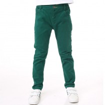 New Arrival 100% Cotton Boy Casual Trousers