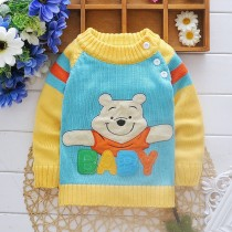 New Born Baby Boy Girl Winter Sweaters