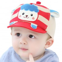 New Cartoon Summer Style Infant Girl Caps