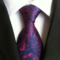 New Casual And Formal Mens Printed Ties