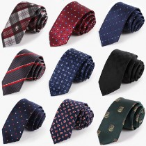 New Classic Fashion Business Printed Ties
