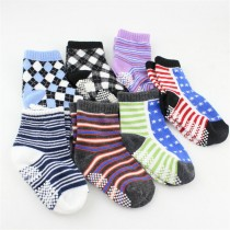 New Fashion Printed Girl Casual Socks