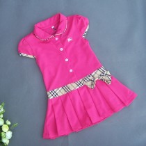 New Fashion Pure Cotton Girls Dresses