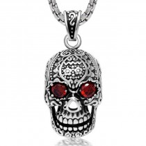 New Fashion Skull Pendant Mens Jewellery