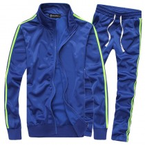 New Fashion Solid Casual Mens Tracksuits