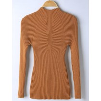 New Fashion Women Warm Tight Sweaters