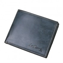 New Men Fashion Ultra-Thin Leather Wallets