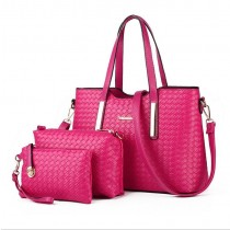 New Style Womens Fashion Handbag Set of 3 Pcs