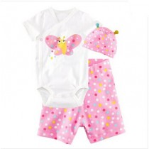 Newborn Baby Girl Romper Sets