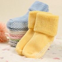 Newborn Infant Baby Cotton Socks Set