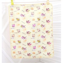 Printed Infant Cotton Diaper Changing Mat