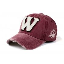 Snapback Style Cotton Baseball Caps