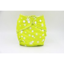 Star Print Adjustable Infant Baby Soft Diapers