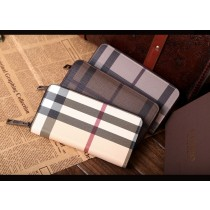 Striped Pattern Simple Men Wallets