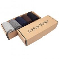 Stylish Mens Socks Set of 5 Pcs