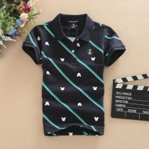 Summer Style Breathable Cotton Women Polos
