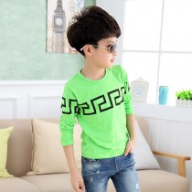 Unique Fashion Geometric Pattern Boy Tshirts