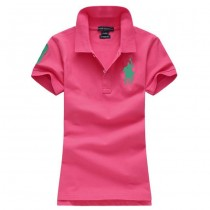 Women New Fashion Short Sleeve Polos