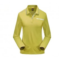Women Quick Drying Outdoor Polo Tshirts