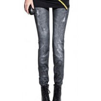 Womens Fashion Stretch Skinny Jeans